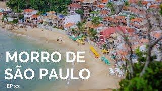 O QUE FAZER NA VILA DE MORRO DE SÃO PAULO | ILHA DE TINHARÉ 1 | COMO CHEGAR 33