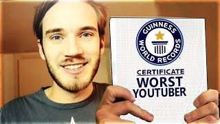 Top 5 Youtubers With WORLD RECORDS! (Youtubers Who Have Guiness World Records)
