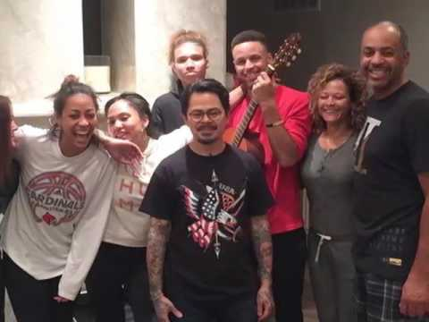 Pinoy tattoo artist inks Steph Curry and...