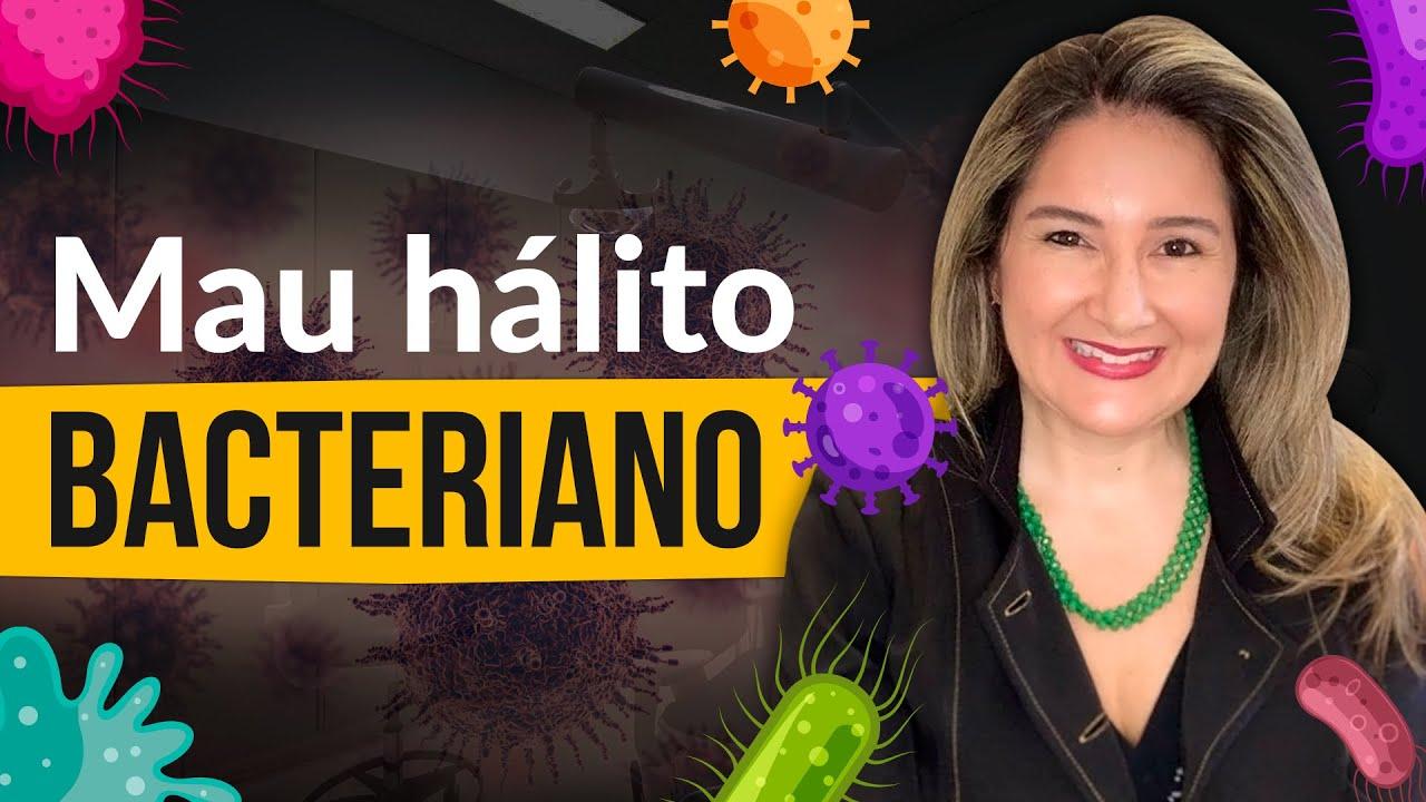 MAU HÁLITO BATERIANO