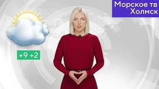 Прогноз погоды в городе Холмск на 9 мая 2021 года