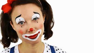 Comment maquiller une femme en Clown (niveau débutant)