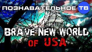 Brave New World of USA (Познавательное ТВ, Тим Кёрби)
