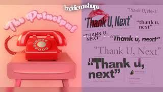 the principal x thank u, next (mashup) Ariana Grande & Melanie Martinez