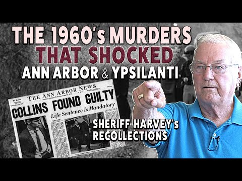 """The Michigan Murders"" (1960s) - A Serial Killer threatened the Ann Arbor-Ypsilanti Community!"