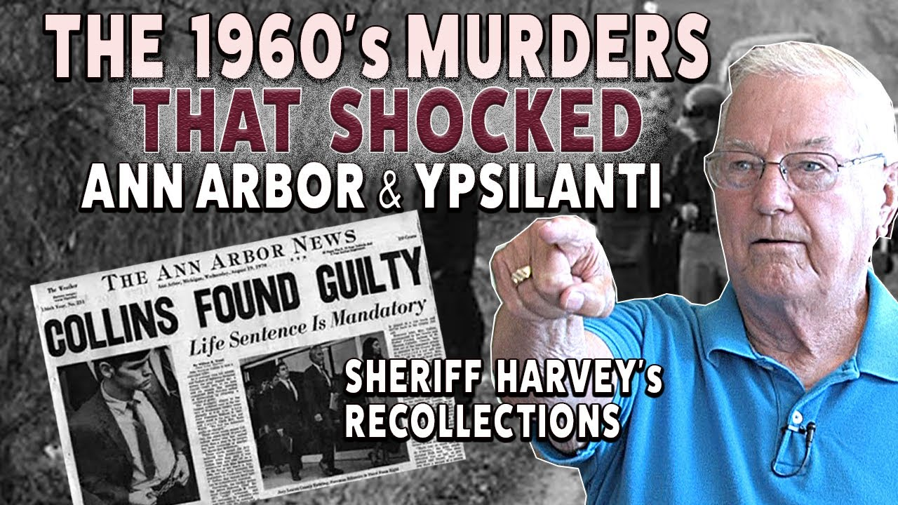 50 Years Past - The Serial Murderer who terrorized Ann Arbor & Ypsilanti