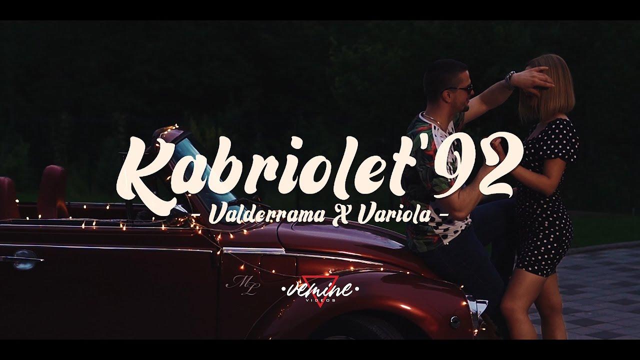 Download Valderrama Flow x Variola - Kabriolet 92 🚗 (Beat by EnelBeatz) DIOR 2001 RMX
