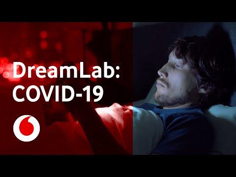 DreamLab   COVID-19   Imperial College London   Vodafone UK