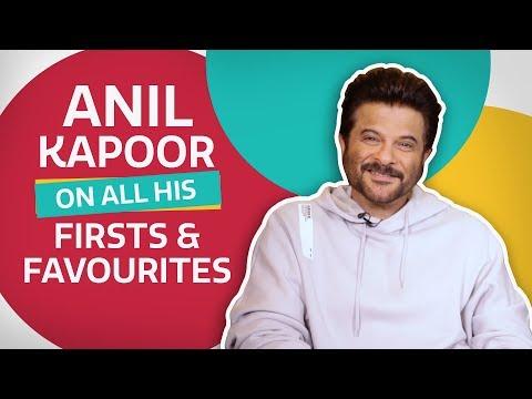 Anil Kapoor On All His Firsts & Favourites   Pinkvilla   Race 3   Sonam Kapoor thumbnail