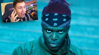 MINIMINTER REACTS TO KSI - Poppin (feat. Lil Pump & Smokepurpp)
