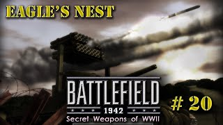 Battlefield 1942 multiplayer game #20. Eagle's Nest. (Secret weapons of WWII add-on)