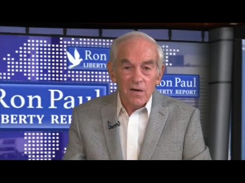 Ron Paul Suffers Possible Stroke During Live Interview