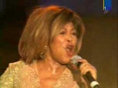 Tina Turner - Simply The Best (15-летие Газпрома) - YouTube