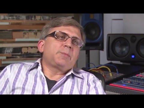 John Bastianelli on the PreSonus Studio Monitor Line