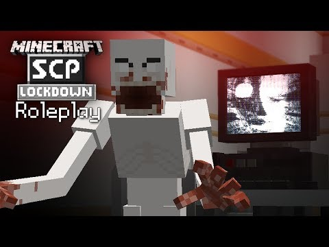 SCP-096's CONTAINMENT BREACH! [Minecraft SCP Roleplay]
