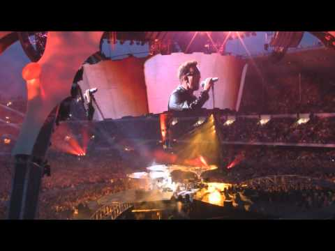U2 - Magnificent - Live @ Olympic Stadium Helsinki - 21.8.2010 - HIGH QUALITY