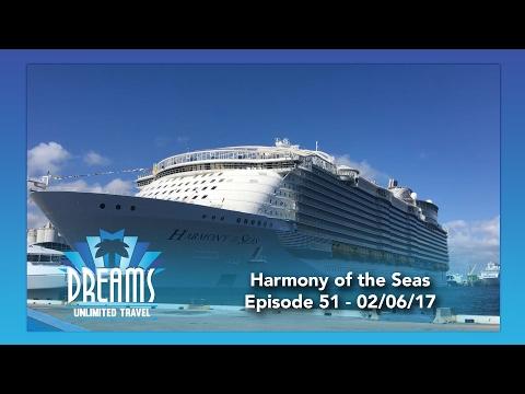 Royal Caribbean's Harmony of the Seas   02/06/17