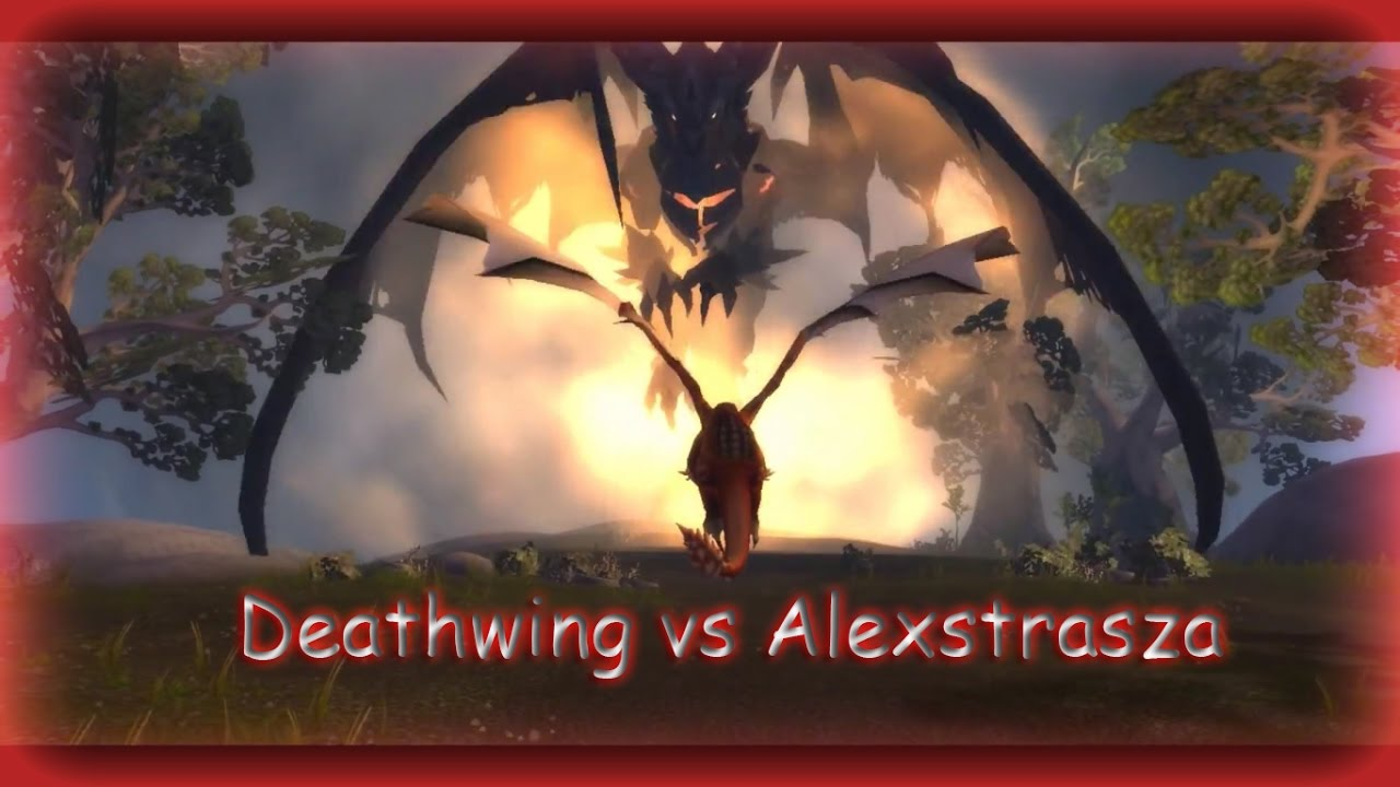 Deathwing vs Al... Deathwing Fight