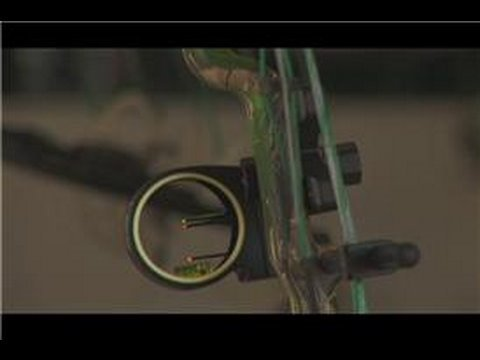 Archery & Bow Hunting : How To Use A Sight On A Bow