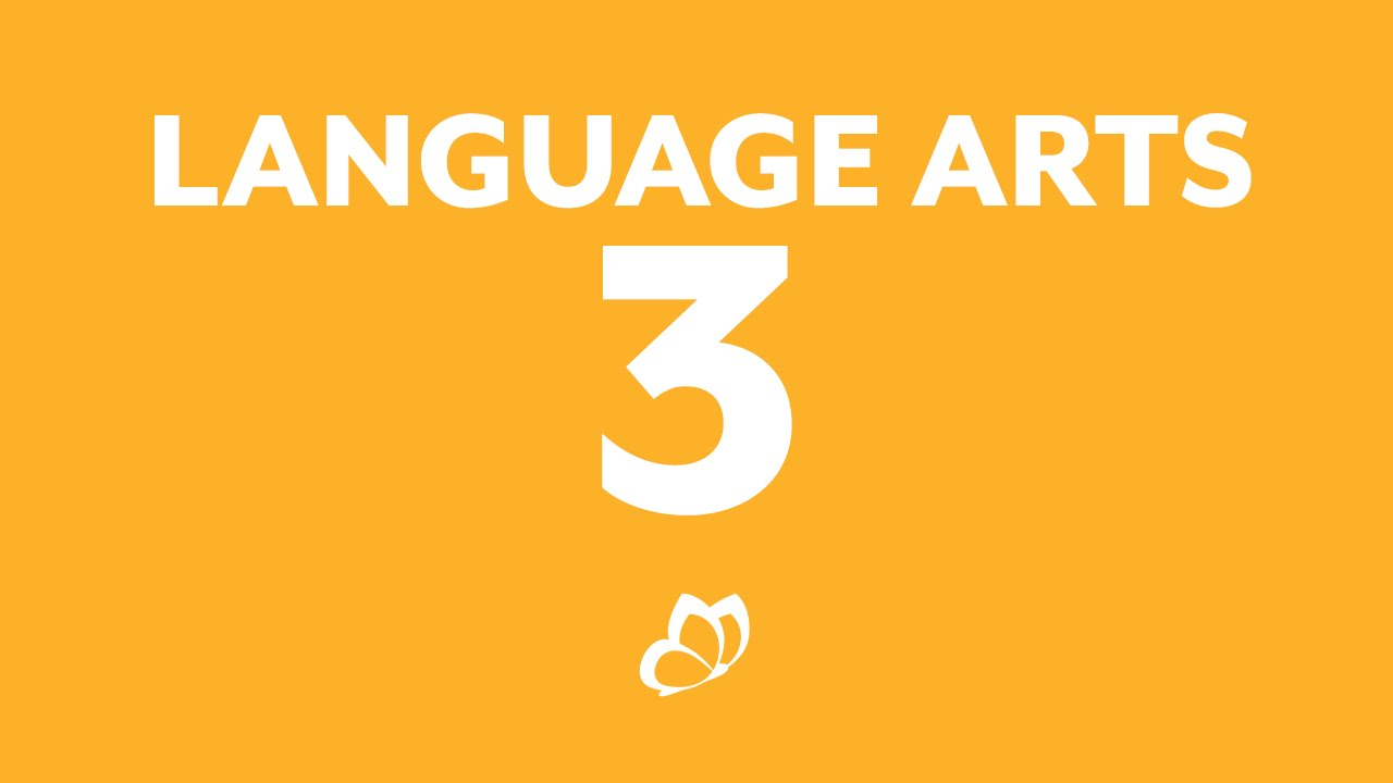 monarch 3rd grade language arts youtube