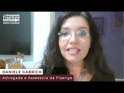 Mudanças na legislação trabalhista - Daniele Gabrich
