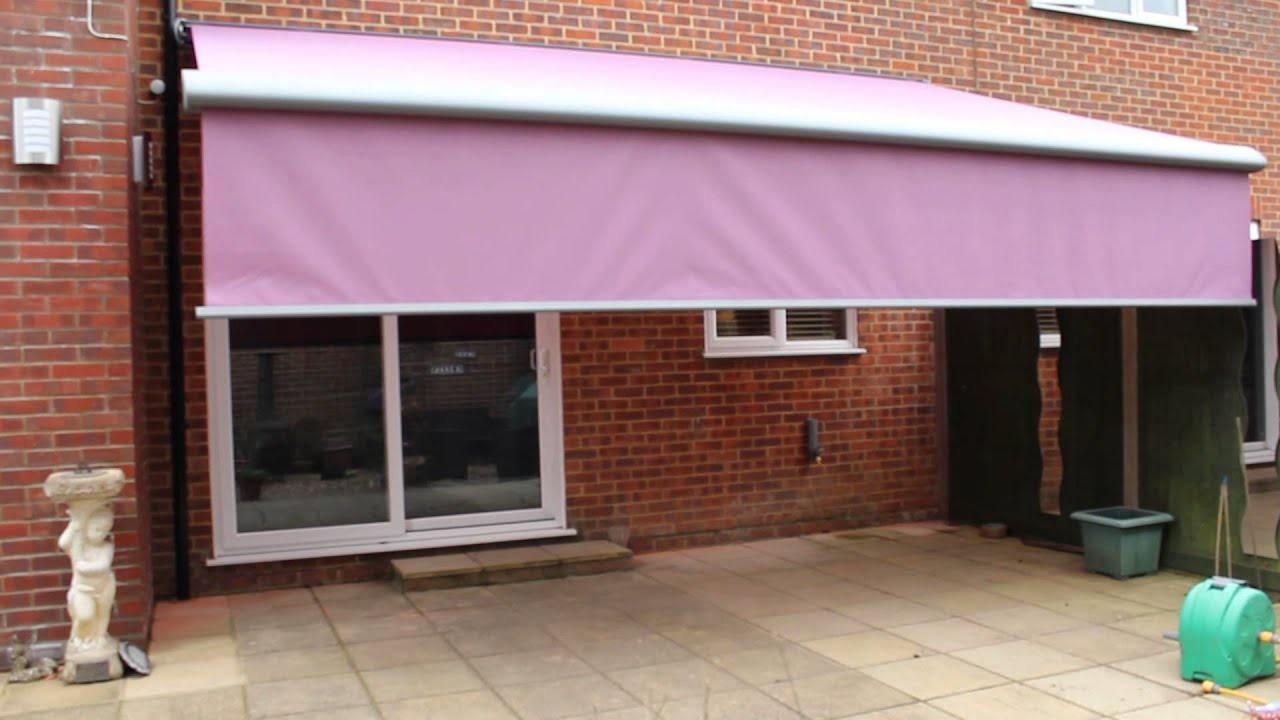 Weinor Opal Design Ii Led Awning Youtube