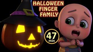 Halloween Costumes! Dressing Up Time!  +More Nursery Rhymes & Kids Songs ABC & 123   Jugnu Kids
