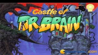 Castle of Dr. Brain gameplay (PC Game, 1991)