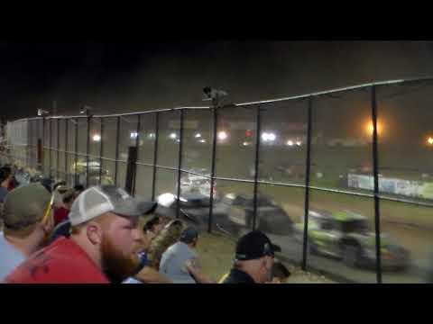Sport Mod Amain @ Marshalltown Speedway 09/15/17