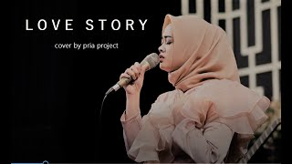 Love Story - Andy Williams (cover by PRIA PROJECT)
