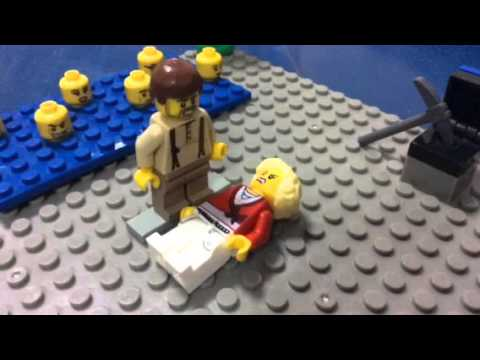 My Lego Movie w/ the Lego movie maker app! - YouTube