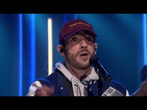 Jon Bellion - All Time Low (Live on The Tonight Show Starring Jimmy Fallon)