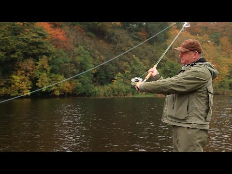 Abc 39 s of spey casting with steve rajeff leland fly fi for Leland fly fishing