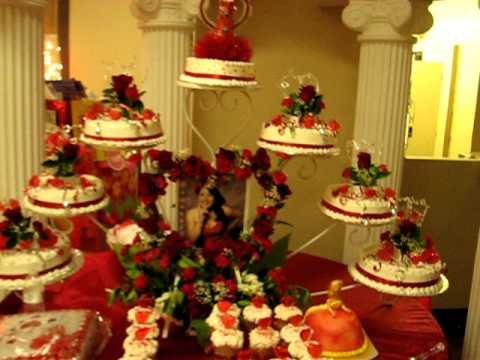 Versailles Reception Hall Quinceañera Esmeralda LaRevistaAz.com 092.avi