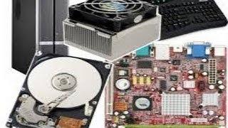 ما هي مكونات الكمبيوتر (الحاسوب)