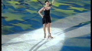 Nancy Kerrigan (USA) - Gala on Ice 1998 Riverdance