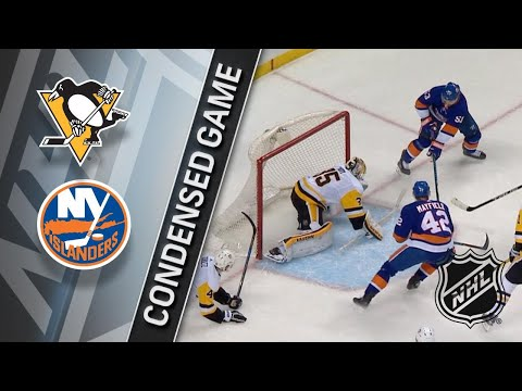 01/05/18 Condensed Game: Penguins @ Islanders