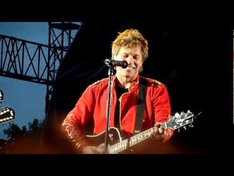 Bon Jovi - Miss Fourth Of July live in Mannheim 16.07.2011 mp3