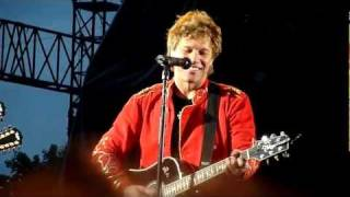 Bon Jovi - Miss Fourth Of July live in Mannheim 16.07.2011