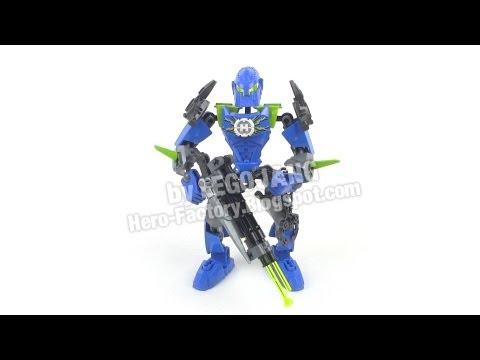 lego hero factory breakout moc surge v4 revamp youtube