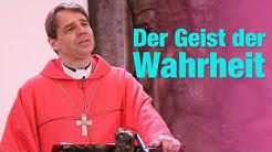 Predigt Pfingstmontag von Bischof Oster