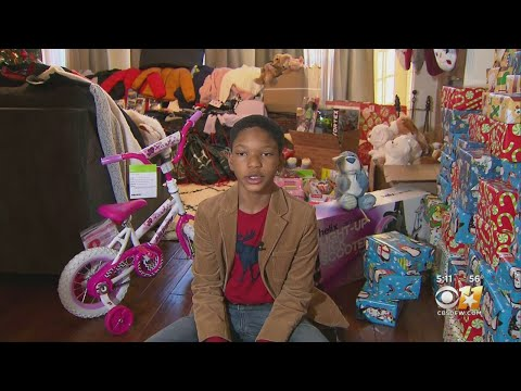 Rather Than Himself, Plano Middle Schooler Asks For Christmas Gifts For Others