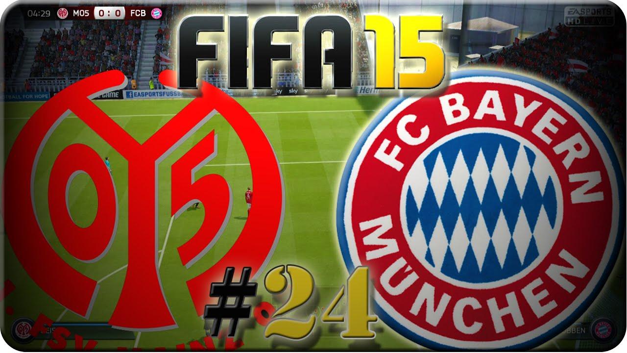 Fc Bayern Vs Mainz