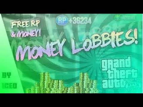 GTA FREE MONEY DROP/RP LOBBY ROAD TO 1.9K