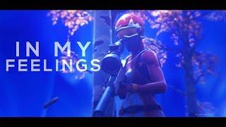 Drake - 'In My Feelings' - Fortnite Edit (clips in desc)