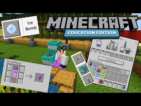 The Useful Items In Minecraft Education Edition #2