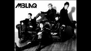 mblaq this is war solo audio