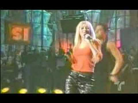Christina Aguilera What A Girl Wants Live On Musica Si