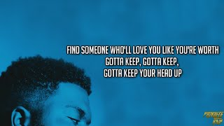 Khalid & Disclosure - Know Your Worth (Lyrics)