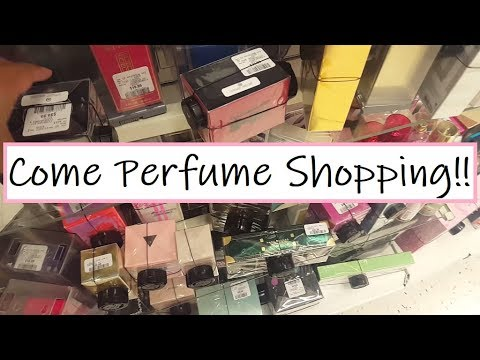 Come Perfume Shopping With Me @ Winners Canada (Leftover Footage)